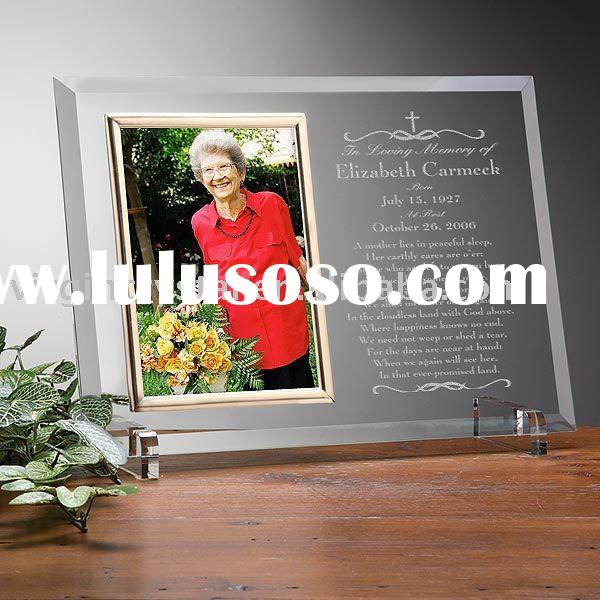 Crystal Glass Cube Photo Frame (JD-XK-075) - China Crystal,Crystal