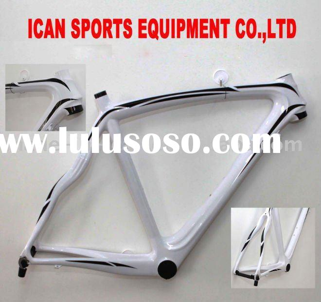 Full carbon bike frame racing road frame set