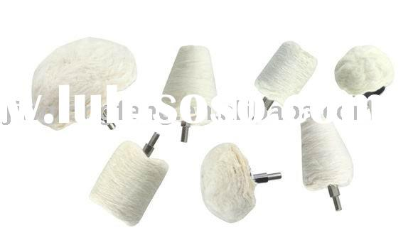 "New ( 7PC ) Abrasive Polishing Tools 1/4"" Shank"