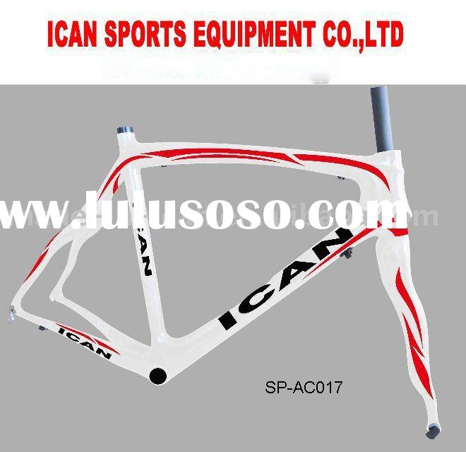 Racing bike frame bicycle frame set carbon road bike frames