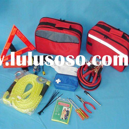 Roadside Emergency Kit, Car Emergency Kit, Auto Emergency Tool Kit