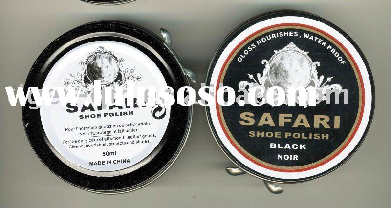 SAFARI SHOE POLISH