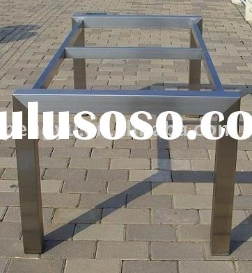 Stainless Steel Table Frame Legs Furniture For China Manufacturer Supplier 239737