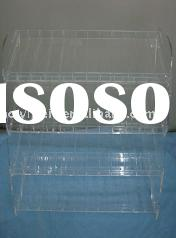 acrylic display,nail polish display,nail polish rack