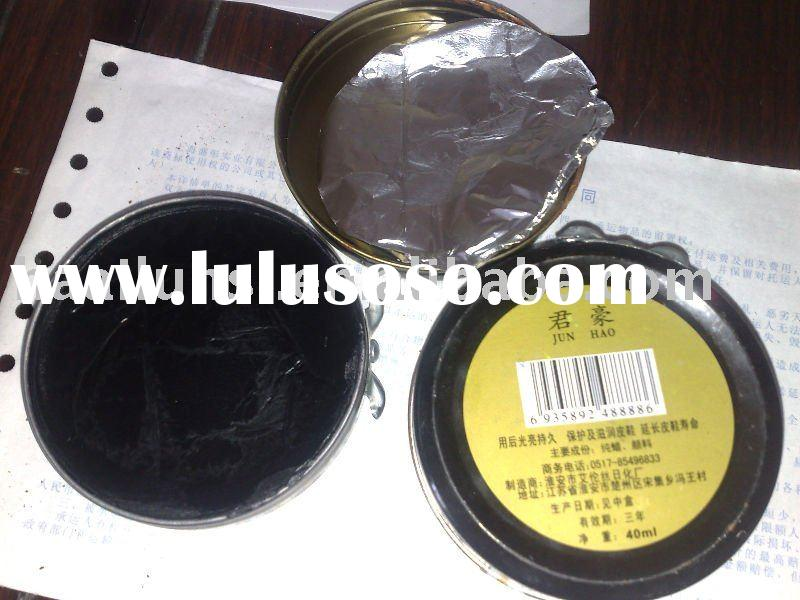 fashional famous brand Jun-Hao shoe polish