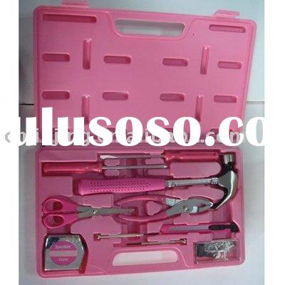 ladies tool set&car emergency tool set&auto emergency kit
