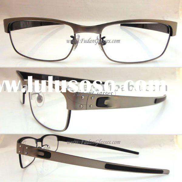 metal optical frame optical safety frames eyewear optical frame OK METAL PLATE eyeglasses