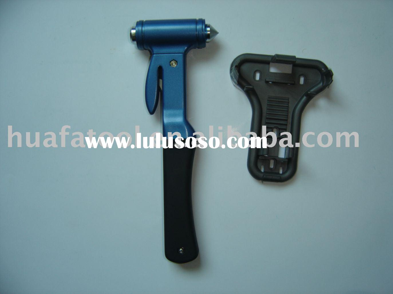 safety hammer,car emergency hammer,life hammer,escape hammer,emergency tools,car hammer,led emergenc