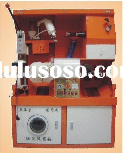 shoe polish machine/shoe repairing machine/shoe polish equipment