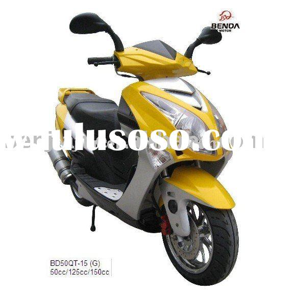 125cc motorcycle, 125cc gas scooter EPA approval