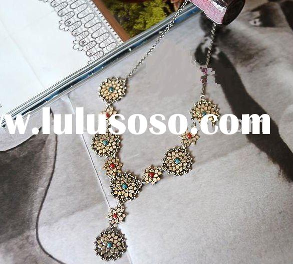 2011 jewelry display stand necklace for wholesale