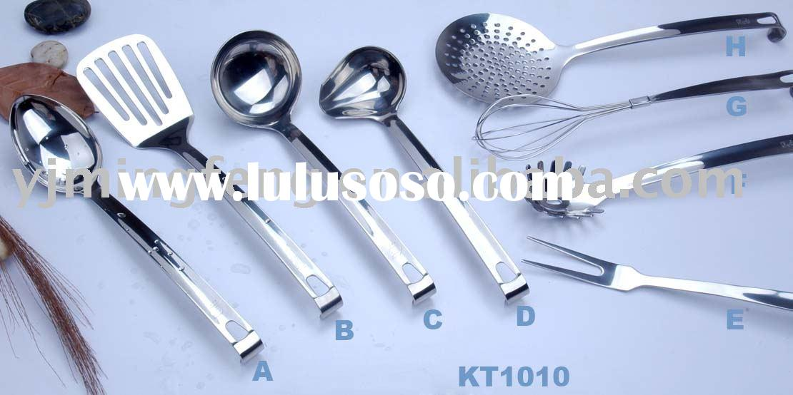 8pcs stainless steel kitchen tools