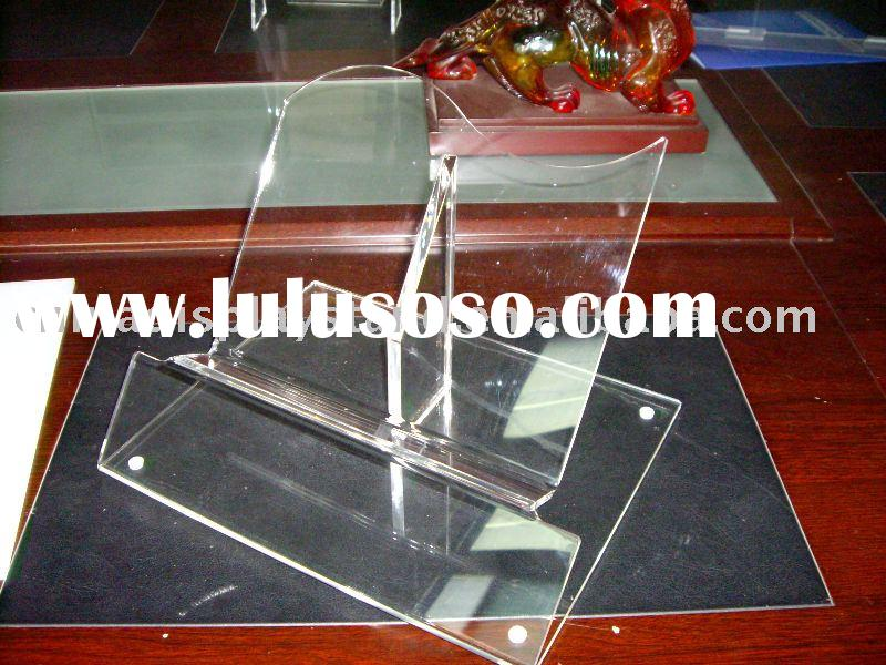 Acrylic Book Stand,acrylic book holder, acrylic book display stand, plexiglass book stand, perespex