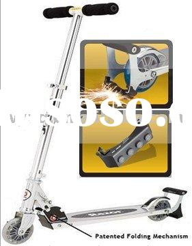 BYEE Fitness BS01 T-bar Razor Spark Kick Scooter