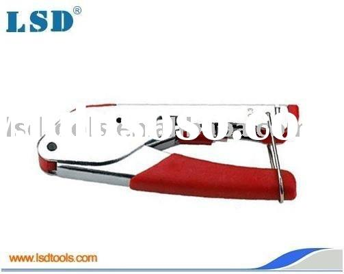 Coaxial Connector Crimping Tool Compression Tool