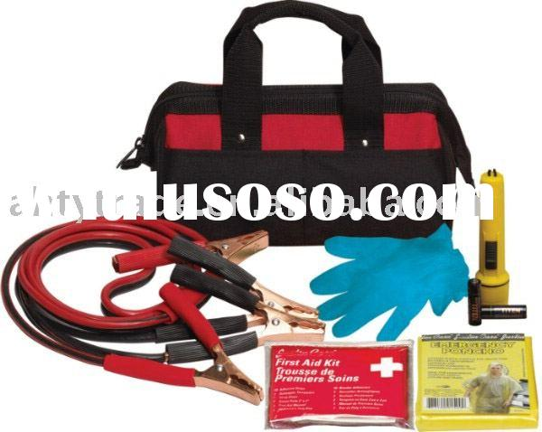Emergency car kits and tool set
