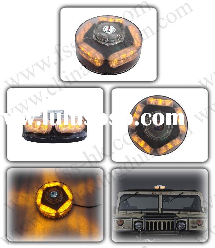 LED-158 auto emergency high power LED mini beacon light