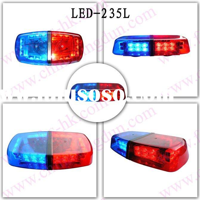 LED-235L auto emergency LED mini light bar