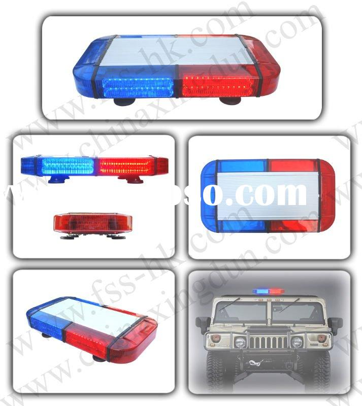 LED-530 auto emergency LED mini light bar