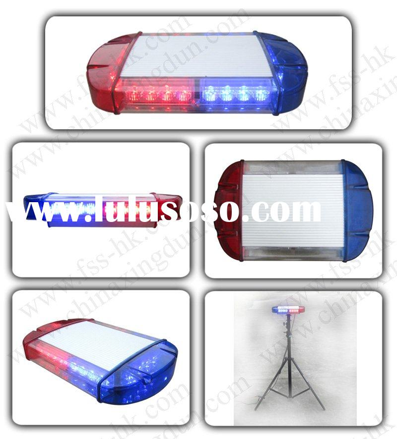 LED-835H auto emergency high power LED mini light bar