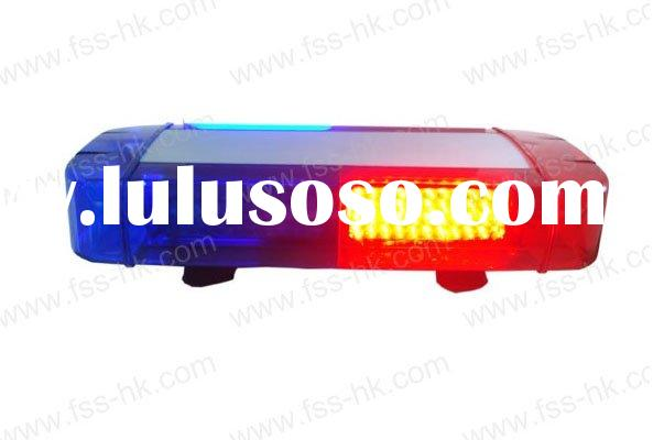 LED-860L auto emergency LED mini light bar