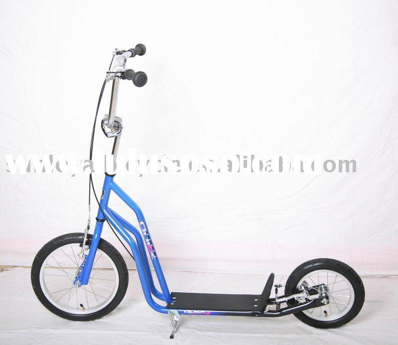 "SL1231 16"" Foot Scooter With CE Certification(foot kick bike scooters/specialized/kick scooter"