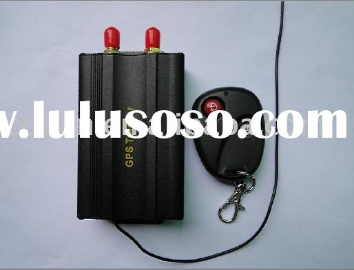 Vehicle GPS Tracker with Door Alarm and ACC Alarm