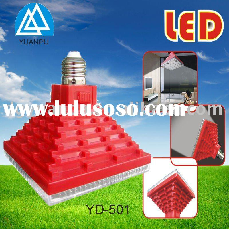 YD-501 Red Rechargeable LED Emergency Light