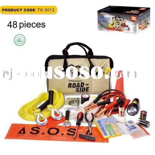 auto emergency kit,Car Travel Kit, Essential Emergency Roadside kit