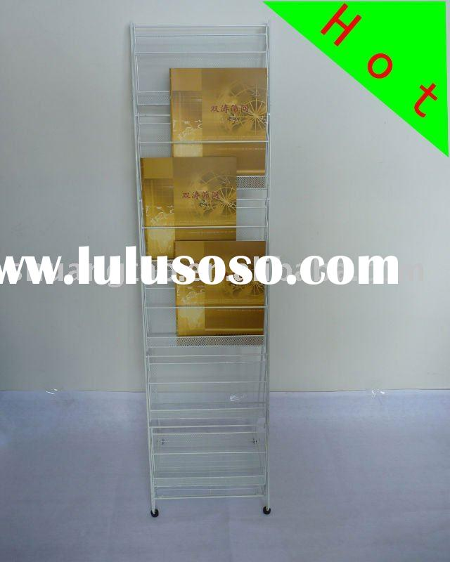 cardboard counter display stand book
