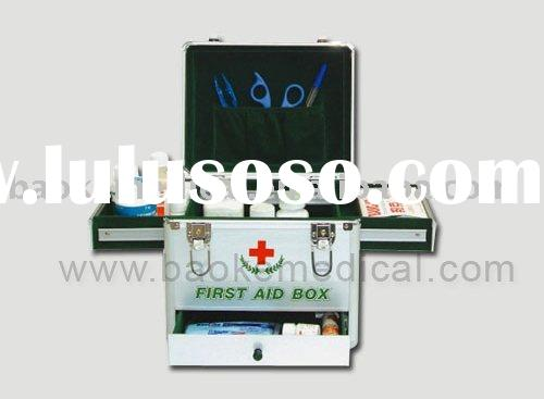 emergency First aid case/medical case(CE&ISO approved)