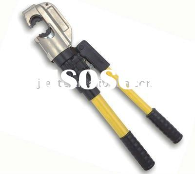 hydraulic cable terminal lug manual clamp hand press crimping tools