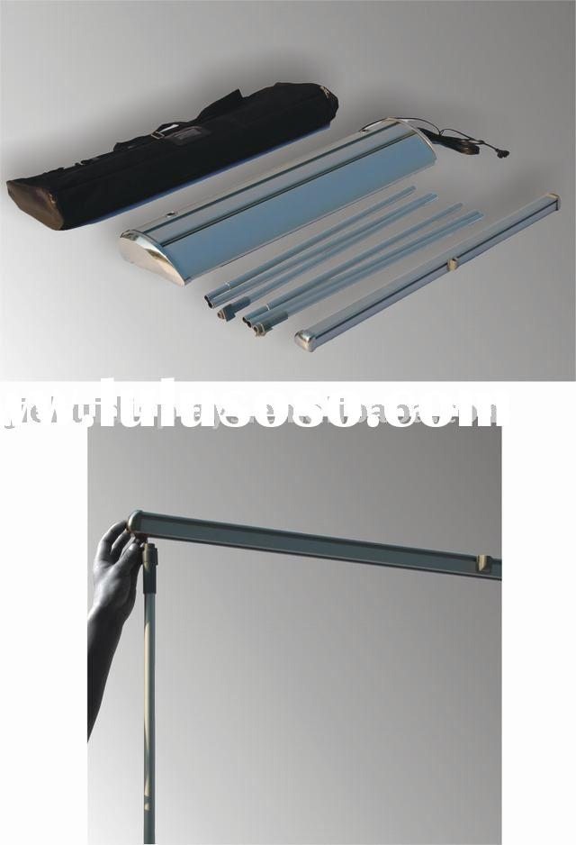 portable roll up display (roll up banner stand)