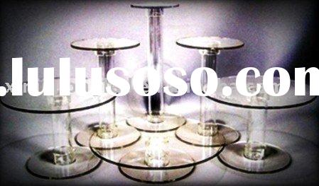 6 Tier Acrylic Cake Stand