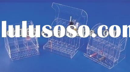 Acrylic Cosmetic Display, acrylic store display, cosmetic stand, cosmetic holder