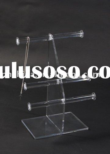 Acrylic Jewelry Display Stand,Acrylic Necklace/Bracelet Display