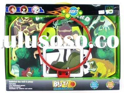 BEN10 Wooden Basketball Set,ben10 basketball stand,sports product,basketball game,basketball hoop,wo