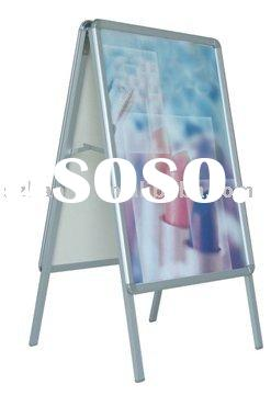 Double side A banner ,trade show display,display stand