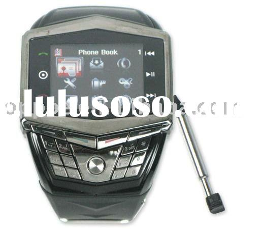 Dual Sim Cards Wrist Watch mobile phone watch phone (OP-ED910)