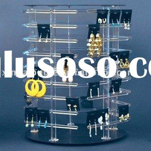 Earing stand/Revolving earring display