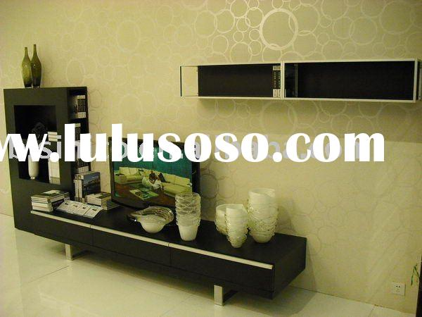 Fashion wood TV cabinet, bookshelf, bookcase,  living room furniture