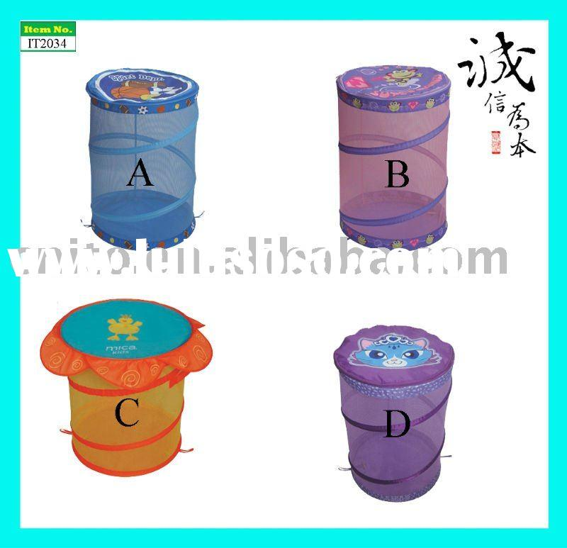 Charmant Collapsible Toy Storage Bins Designs