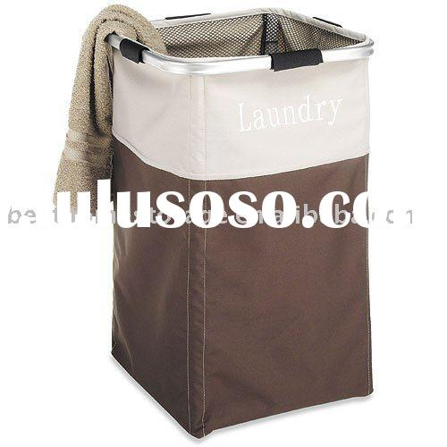 Labeled Collapsible  Laundry Hamper/Basket/Storage