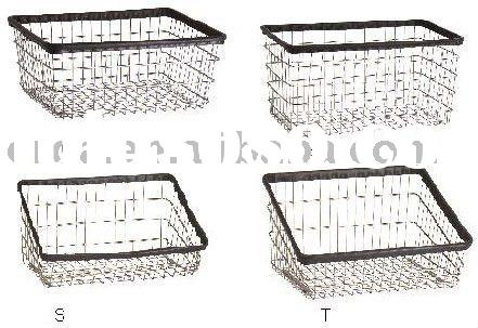 Laundry Cart Replacement Baskets