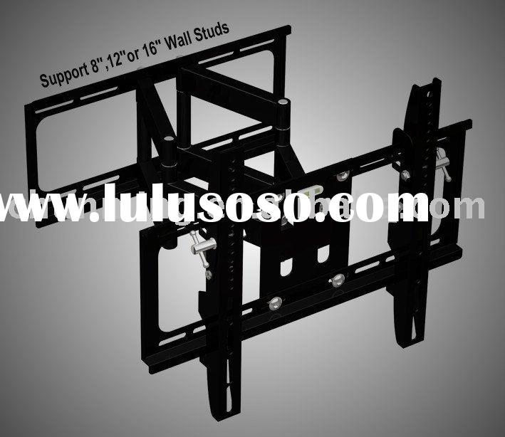 Swivel Arm TV Mount&Double Arm Wall Mount&LCD Mounting Bracket For 22'' ~42&