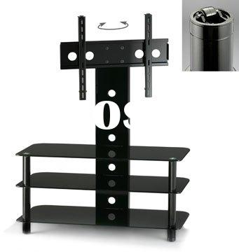 Swivel TV Stand, Glass TV Stand [12574-1]