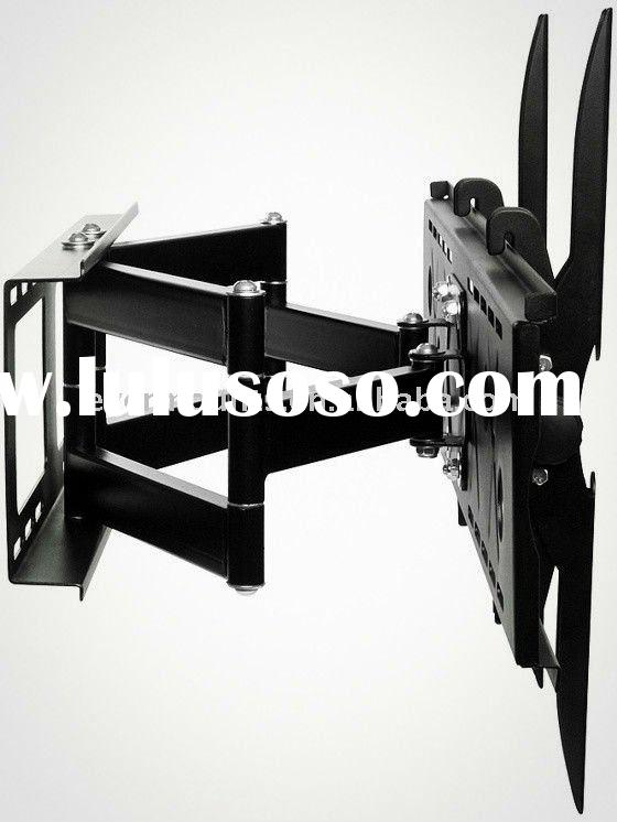 Tilted Swivel TV Mount,LCD Arm Tilt Bracket,Flat Panel TV Stands for 32''~63&#39