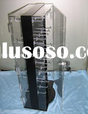 acrylic display stand for keychain or bangle