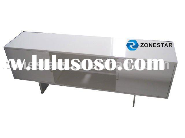 hot sell high glossy white TV stand, TV cabinet,TV table
