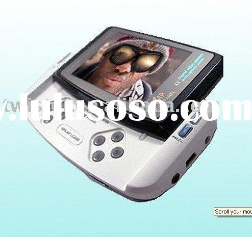 mp4 player, 2.8'' sliding mp4 game player (tw4403)